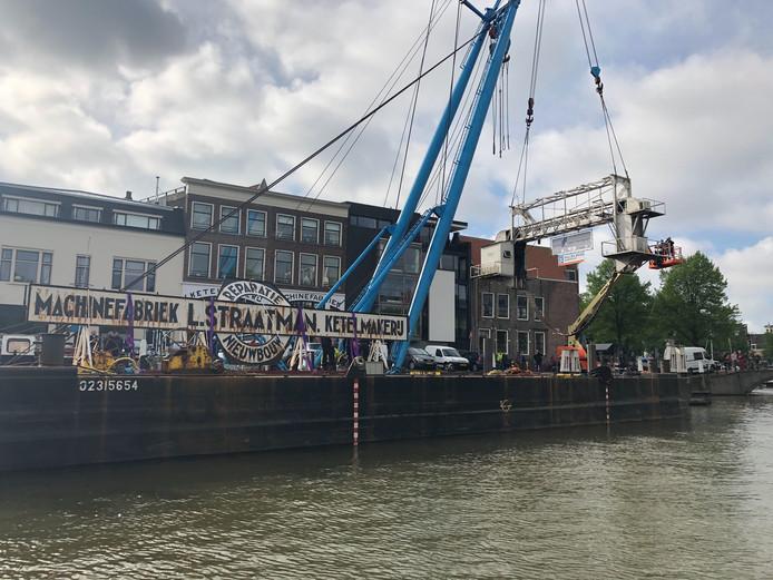 Deze zomer moet Dordrecht het stellen zonder het Straatmandok.