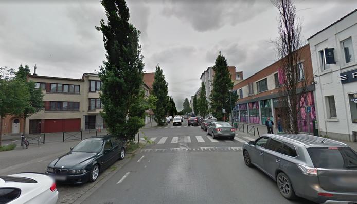 Rue Jean Dubrucq, à Molenbeek-Saint-Jean