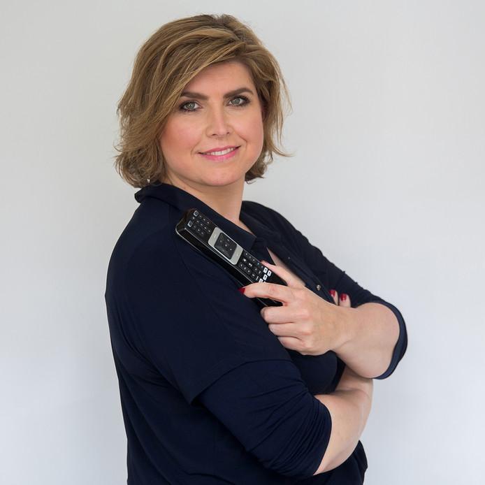 Angela de Jong.