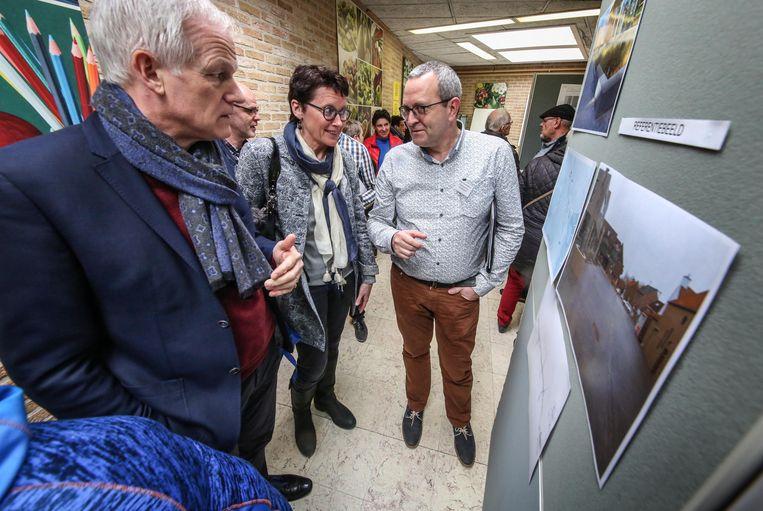 Stad Ieper betrekt de bewoners van Boezinge bij het ontwerp voor de dorpskernvernieuwing.