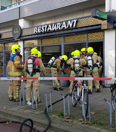 Brand in Schiedams familierestaurant