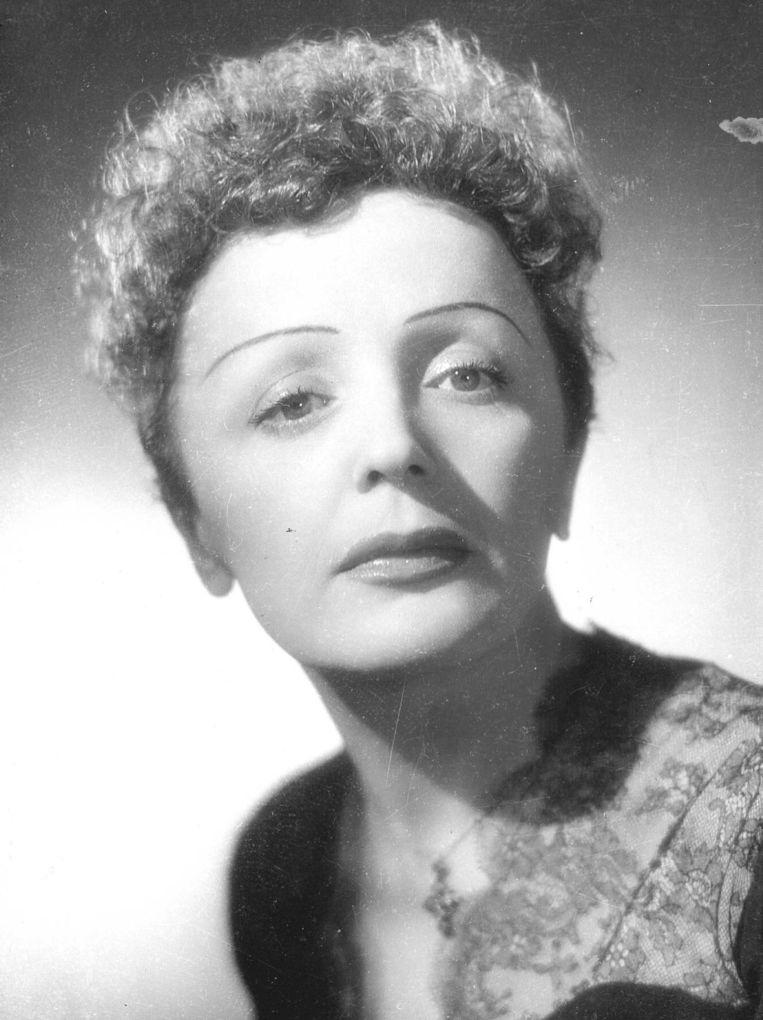 Edith Piaf. Beeld ANP