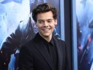 Harry Styles revient après deux ans d'absence