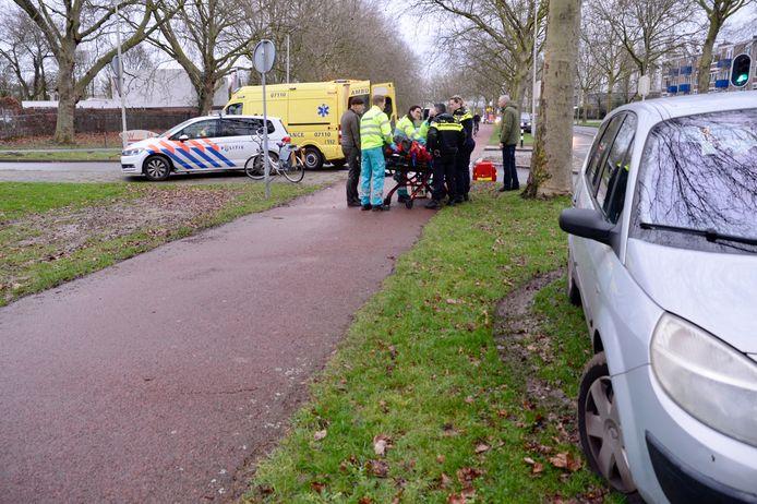Ongeluk in Arnhem
