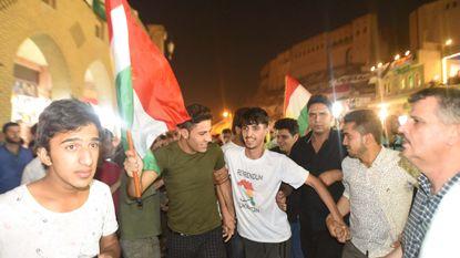 VS en VN bieden Irak hulp aan na referendum