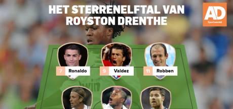 Dit is het sterrenelftal van... Royston Drenthe