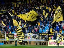 Vitesse-training: rondo's, Kruiswijk-ambitie en fysieke oefeningen
