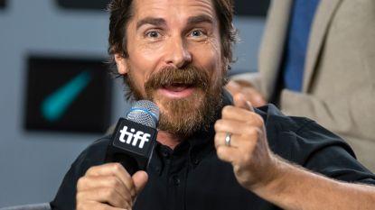 Christian Bale moest flink afvallen voor racefilm
