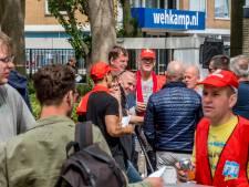 Stakingen bij Wehkamp in Maurik gaan door