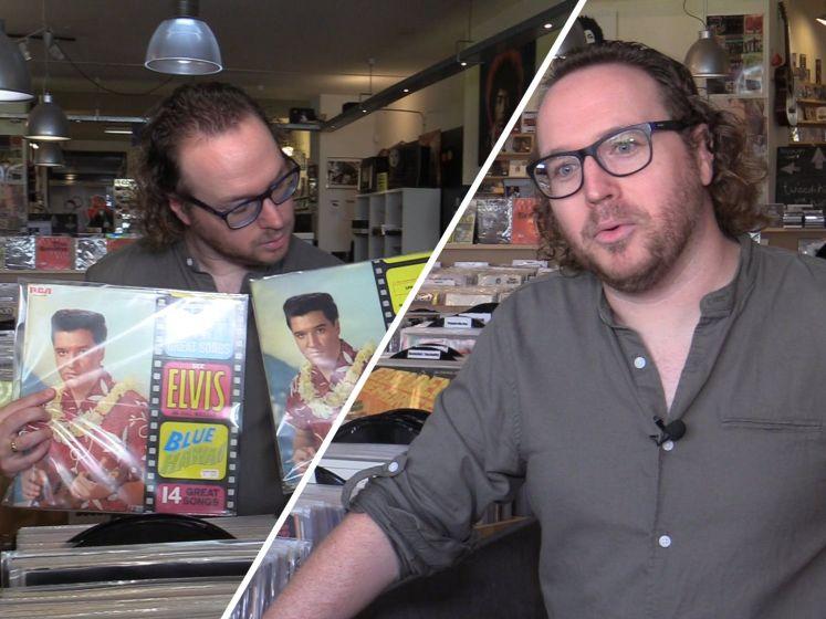 Jeroen uit Tilburg  weet alles van vinyl en platen: 'Je ontdekt steeds nieuwe dingen'