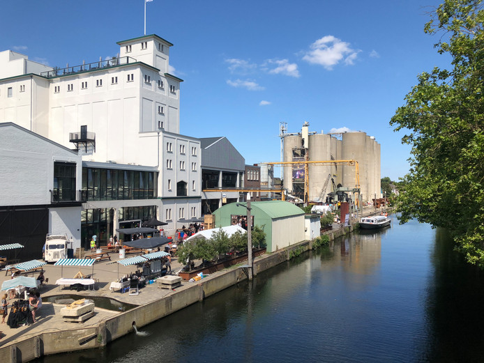 CHV Noordkade viert op 9 en 10 september 100-jarig CHV in Veghel en de opening van theater De Blauwe Kei.