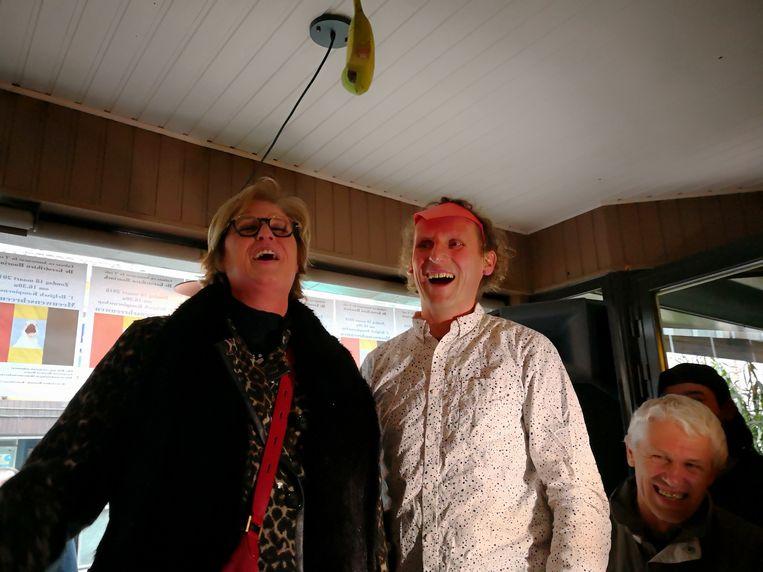 Vorig jaar deed de toenmalige burgemeester Ann Vanheste mee aan het BK. Benieuwd of huidig burgemeester Bram Degrieck in haar voetsporen treedt.