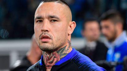 """Inter schorst Nainggolan om """"disciplinaire redenen"""", Radja zou alweer te laat zijn aangekomen op training"""