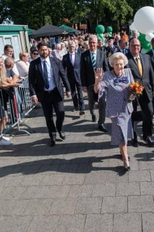 't Harde loopt uit voor Beatrix: 'Al die jaren dat ik in het eerste speelde, kwam mijn moeder nooit en nu komt ze wel'