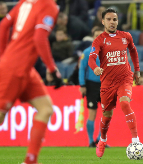 Feyenoord zegt contract FC Twente-huurling Verdonk op