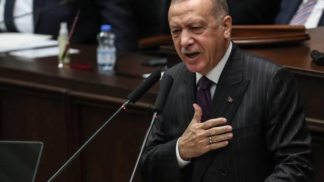 Erdogan ontkent dat hij Syrische jihadisten naar Nagorno-Karabach stuurde