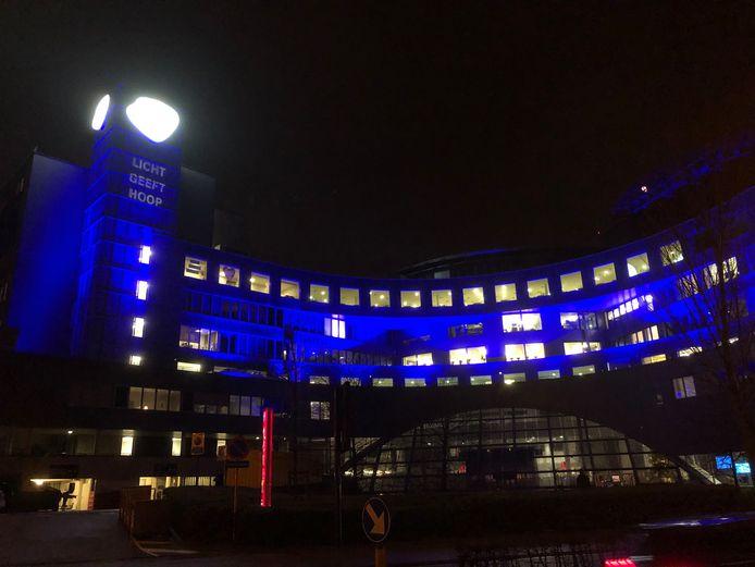 Het Aalsterse OLV-ziekenhuis.