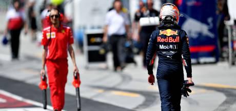 Verstappen veroordeeld tot inhaalrace, Vettel op pole in Canada