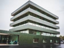 """Eerste nieuw Gents gebouw bekleed met keramiek is van bouwbedrijf Wyckaert: """"Duurzamer dan dit bestaat niet"""""""