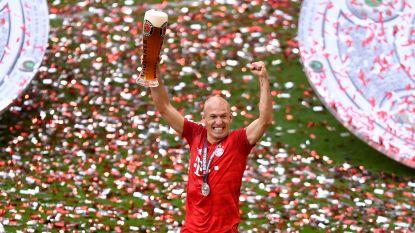 Transfer Talk. Keert Robben terug naar Nederland? - Aduriz verlengt op z'n 38e bij Athletic Bilbao