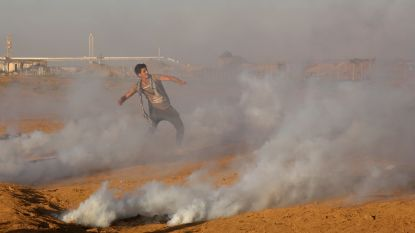 Palestijn (21) gedood bij de Israëlische grens