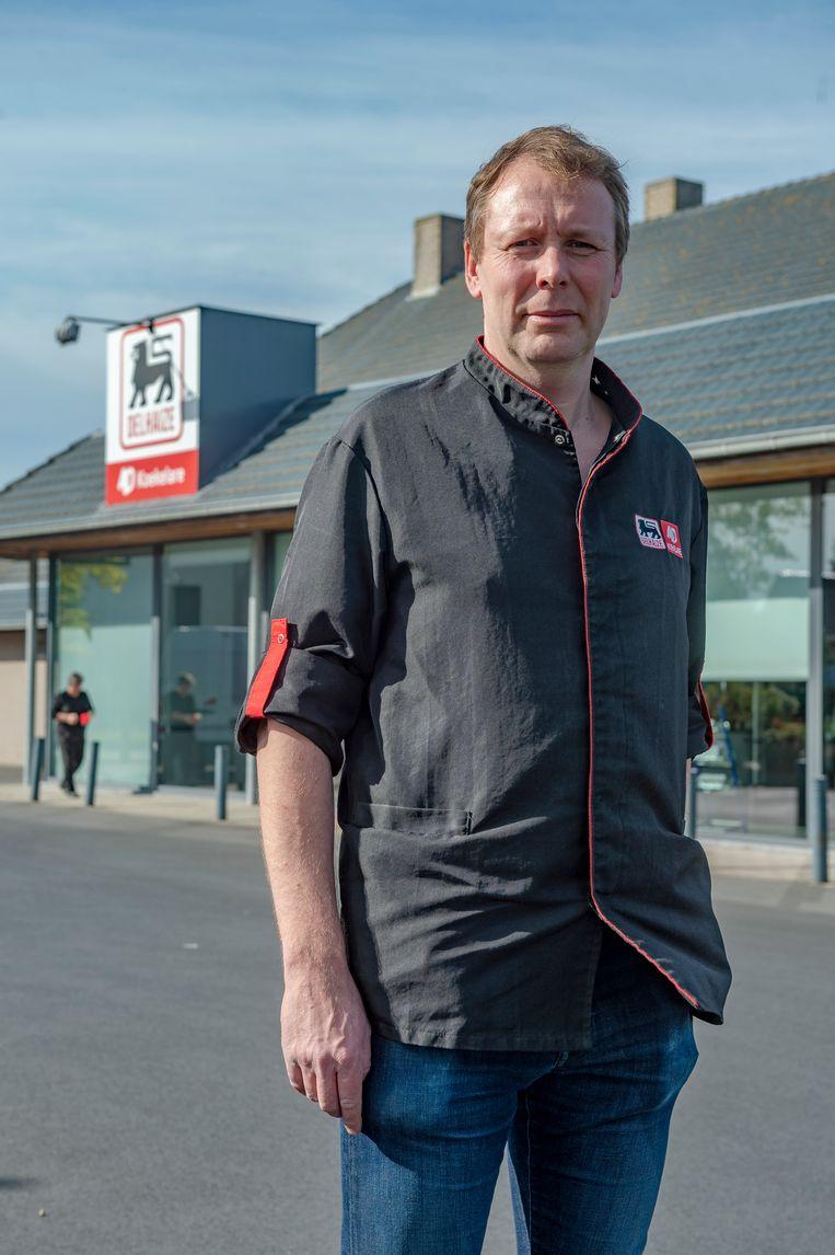 Ivan Kuyle is AD delhaize-uitbater in Koekelare.