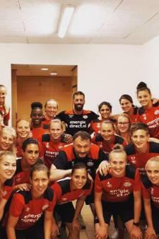 Van Nistelrooy met PSV-vrouwen, TJ Bloemen terug in Gouda