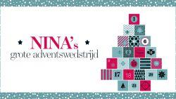 Dag 13: doe mee aan NINA's grote adventswedstrijd!