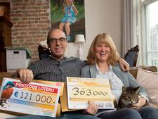 Zutphense loterijwinnaars voeren hun kat Murmel vanaf nu Sheba