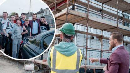 Conor McGregor (deze zomer weer in octagon?) bouwt huizen voor daklozen in Ierland
