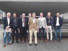 Forum voor Democratie arriveert op Brabants provinciekantoor: 'Tijd van mediastilte is nu voorbij'