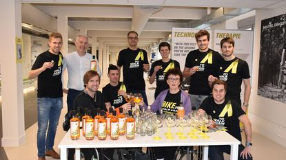 Marc Herremans lanceert gin voor To Walk Again