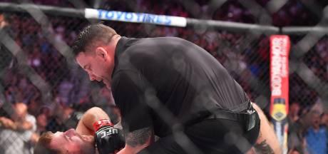 MMA-vechter verliest talentenshow, maar krijgt toch contract
