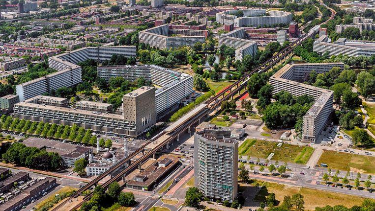 Amsterdam Zuidoost Beeld ANP
