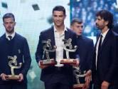 Ronaldo op Italiaans gala wél in de prijzen