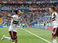 PSV-aanvaller Hirving Lozano met assist opnieuw bepalend bij zege van Mexico