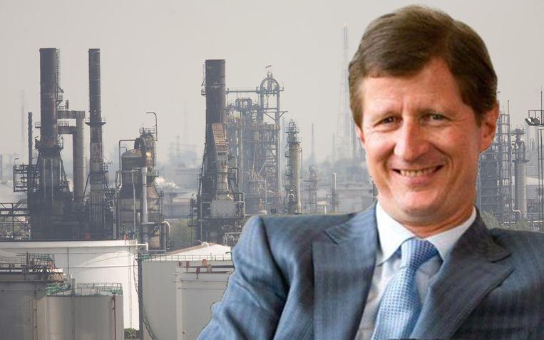 Yves Verschueren, gedelegeerd bestuurder van essenscia.