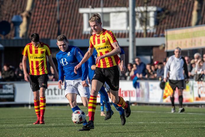 SDOUC speelt zondag in 2I thuis tegen Varsseveld.
