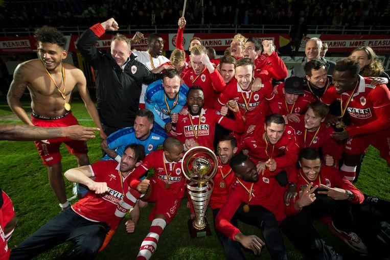 Antwerp keert na dertien jaar vagevuur terug op het hoogste niveau.