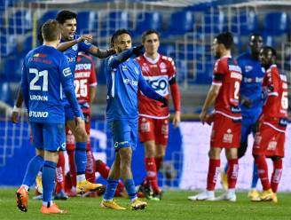 """Theo Bongonda zit al aan elf goals, maar: """"Dat is niet genoeg"""""""