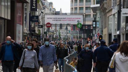 Eerste koopzaterdag in Brussel verloopt rustig