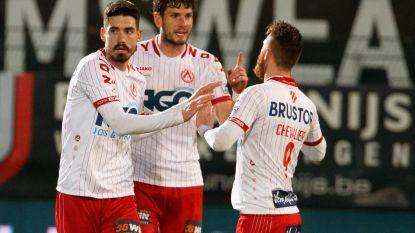 VIDEO. Avenatti helpt Kortrijk met twee late treffers aan zege tegen Cercle