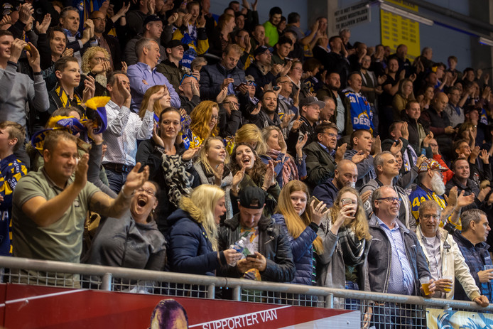 Trappers-fans.