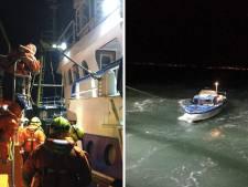 Urker vissers redden 20 vluchtelingen en baby op zee: 'Met storm was dit heel anders afgelopen'
