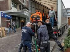 Basic-Fit centrum Tilburg kan vier maanden na lek weer open: 'Alles moest worden gestript'