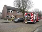 Brand in woning in Roosendaal, bewoner uit voorzorg naar het ziekenhuis