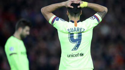 Football Talk buitenland (9/5). Finale Copa del Rey in het gevaar voor Suárez - Origi in CL-elftal van de week