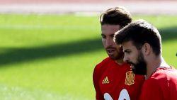 Piqué steekt nog maar eens de draak met Spaanse ploegmakkers van Real Madrid met opvallend initiatief