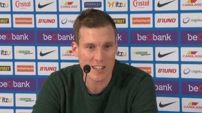 """Hannes Wolf prijst zijn spelers: """"Met deze spirit hebben we grote kans om te winnen tegen Oostende en Mechelen"""""""
