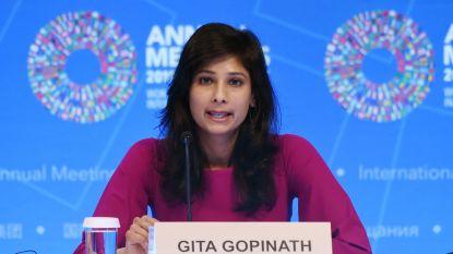 """IMF: """"Schade wereldeconomie door corona ruim 12.000 miljard dollar"""""""